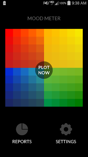 Screenshot for Mood Meter in United States Play Store