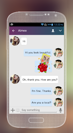 SayHi Chat, Love, Meet, Dating Screenshot