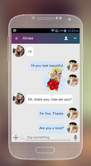 3 SayHi Chat, Love, Meet, Dating App screenshot