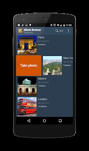 Foozer (Galería de Fotos) Screenshot