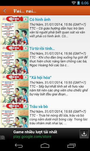 Tuoi Tre Cuoi   Doc Bao TTC 玩新聞App免費 玩APPs