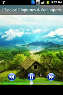Classic Wallpapers & Ringtones - screenshot thumbnail