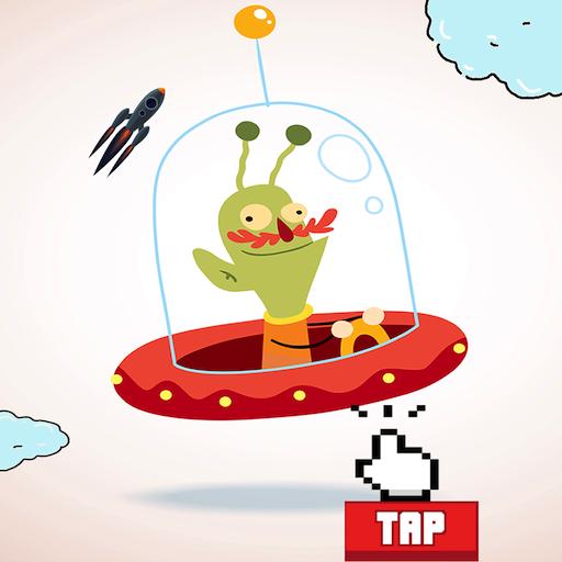 Swing UFO LOGO-APP點子
