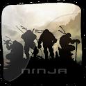 3D Ninja logo