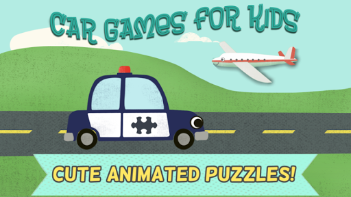 Car Games for Kids: Puzzles 1.05 screenshots 1