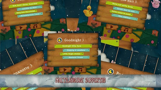 Lullaby Goodnight 3 kids Free - náhled