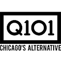Q101 Chicago's Alternative logo