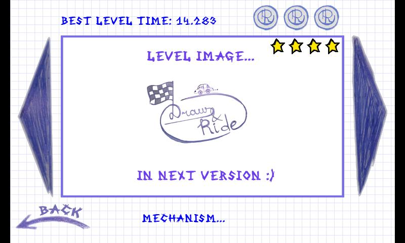 Draw and ride- screenshot