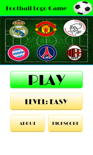 Football Logo Game