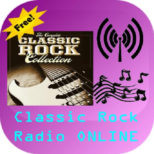 Classic Rock Radio 音樂 App LOGO-APP開箱王