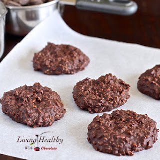 No Bake Chocolate Cookies (paleo, gluten free, grain free)
