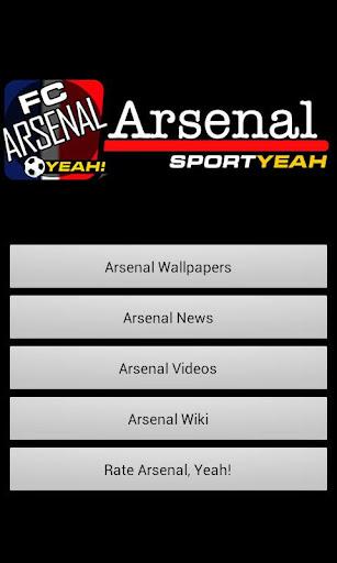 Arsenal FC Yeah
