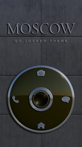 GO Locker Moscow Theme