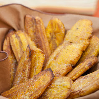 Salted Plantains Recipe