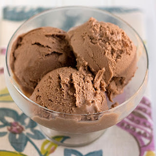 Chocolate Frozen Yogurt.