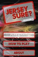 Screenshot of Jersey Sure? Season One