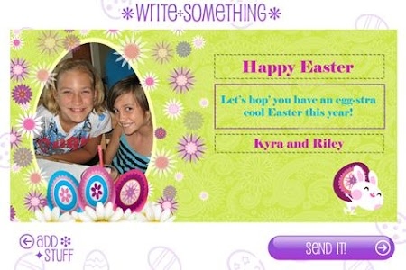 Build-a-Card: Easter Edition screenshot 3