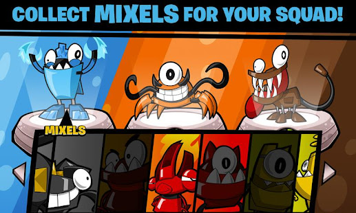 Calling All Mixels - Apps on Google Play