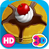 Pancake Maker 3D - Cooking HD