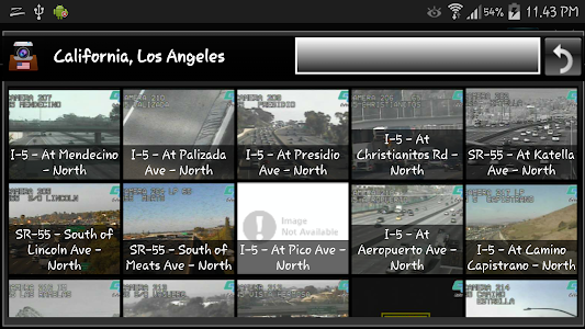 Cameras US - Traffic cams USA screenshot 6