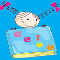 the vowels for kids icon