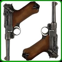 Luger P08 Gun 1.0