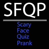 Scary Face Quiz Prank