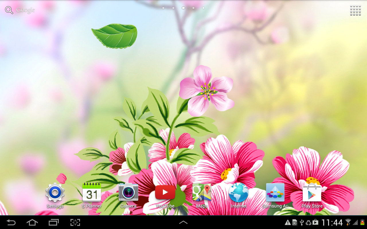 Flowers Wallpaper Android Apps On Google Play