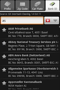 4in1 - Prefix, Zip, Car, Bank- screenshot thumbnail