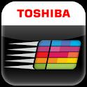 Toshiba TV MediaGuide icon