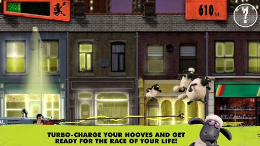 Shaun the Sheep - Shear Speed  screenshots 4