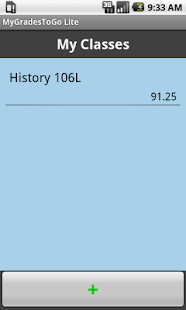 Grade Calculator- screenshot thumbnail