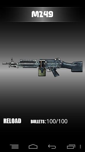 輕機槍射擊