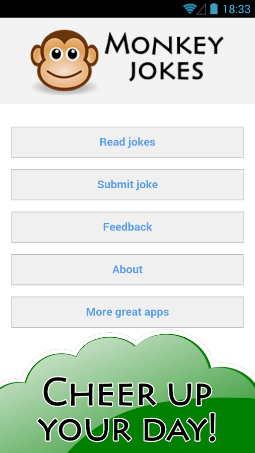 Jokester - Funny Monkey Jokes - screenshot