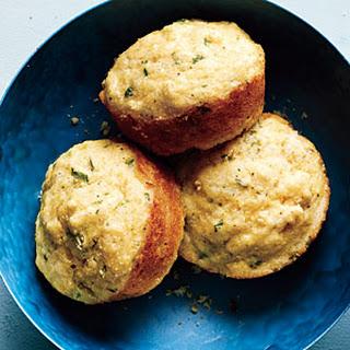 Herbed Corn Muffins
