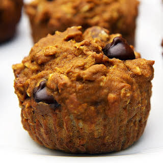 Oatmeal Pumpkin Muffins.