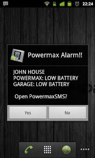 PowermaxSMS- screenshot thumbnail