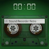 Sound Recorder Retro