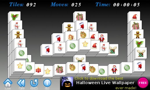 Christmas Mahjong Free- screenshot thumbnail