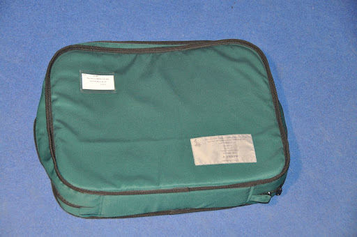Bag for transporting and storing the suit EMC kit Stimulus-01 H4