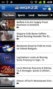 WGRZ - screenshot thumbnail
