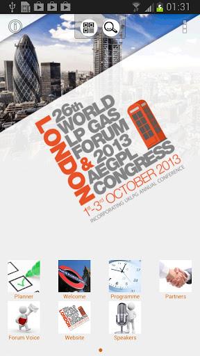 World LP Gas Forum AEGPL2013