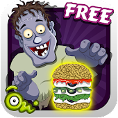 Zombie Burger Salon-Girls Game