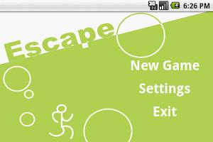 Screenshot of Escape