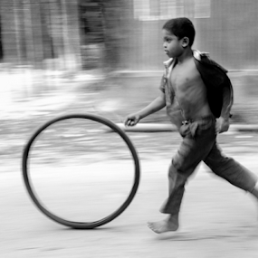 Run by Md Zobaer Ahmed - Babies & Children Children Candids ( child, panning, village,  )