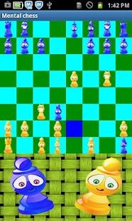 Mental chess