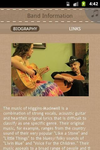 Higgins-Madewell - screenshot