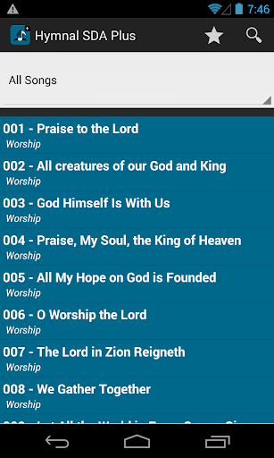 Hymnal SDA Mobile PLUS