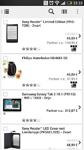 de Winkel -  app voor bol.com - screenshot thumbnail