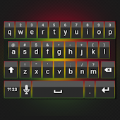 Sleek Marley Keyboard Skin